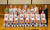 Team Photos - Women Basketball 2014