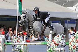 Greve Willem, NED, Gogo<br /> Final 7 years  old Horses<br /> Zangersheide FEI World Breeding Jumping Championship 2018<br /> © Hippo Foto - Julien Counet