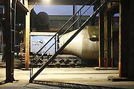 DEU, Germany, Ruhr area, Hattingen, at the Westphalian Industry Museum Henrichs smeltery.....DEU, Deutschland, Ruhrgebiet, Hattingen, auf dem Gelaende des Westfaelischen Industriemuseums Henrichshuette...[For each usage of my images the General Terms and Conditions are mandatory.]