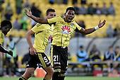 20151219 A League - Wellington Phoenix v Sydney FC