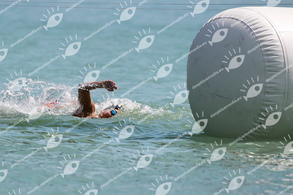 BRIDI Arianna ITA Bronze medal <br /> Women's 10Km <br /> Open Water Swimming Balatonfured<br /> Day 03  16/07/2017 <br /> XVII FINA World Championships Aquatics<br /> Lake Balaton Budapest Hungary  <br /> Photo Andrea Staccioli/Deepbluemedia/Insidefoto