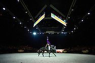 Elisabeth Bieri, (SUI), Rocky xxxviii CH, Corinne Stump - Individuals Women Final Vaulting - Alltech FEI World Equestrian Games&trade; 2014 - Normandy, France.<br /> &copy; Hippo Foto Team - Jon Stroud<br /> 05/09/2014