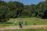 GROESBEEK  -  hole 12 Nijmeegse Baan  ,  Golf op Rijk van Nijmegen.   COPYRIGHT KOEN SUYK