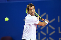 RICHARD GASQUET - 08.02.2015 - Tennis - Finale Open Sud de France- Montpellier<br /> Photo : Andre Delon / Icon Sport