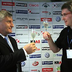 20080607: Handball - GEN sponsor of RZS