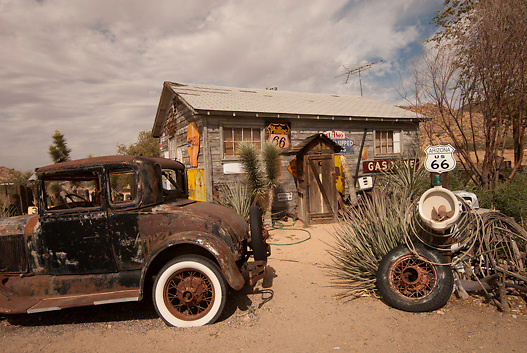 Hackberry General Store along Route 66 Arizona