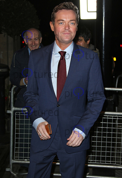 Stephen Mulhern, Music Industry Trusts Award, Grosvenor House, London UK, 02 November 2015, Photo by Brett D. Cove
