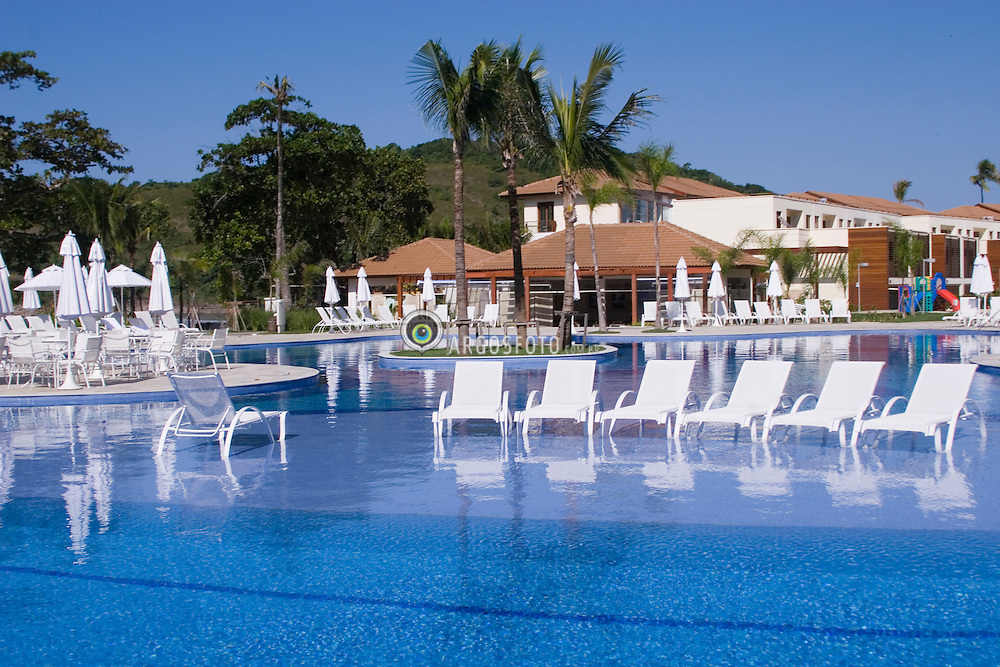 Hotel Sofitel Jequitimar Guaruja, maio 2007..Complexo hoteleiro na praia de Pernambuco no Guaruja./ Hotel on the beach of Pernambuco in Guaruja..Foto Adri Felden/Argosfoto