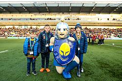Worcester Warriors junior takeover - Mandatory by-line: Robbie Stephenson/JMP - 30/11/2019 - RUGBY - Sixways Stadium - Worcester, England - Worcester Warriors v Sale Sharks - Gallagher Premiership Rugby