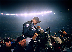 Joe Torre and the New York Yankes win, 2000