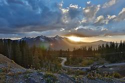 Colorado trip Lizard Head and Wilson Range, Thursday, Sept. 26, 2013 at Mountain Village in Telluride.