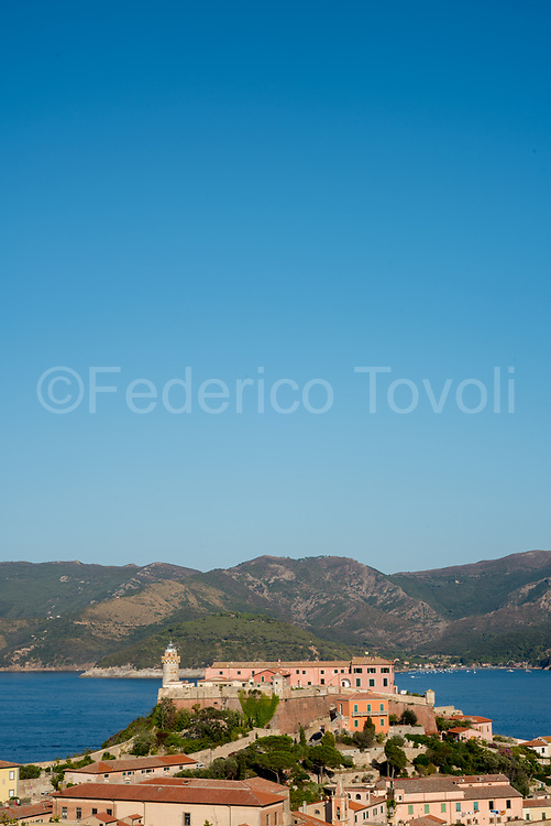 Portoferraio. Stella fort