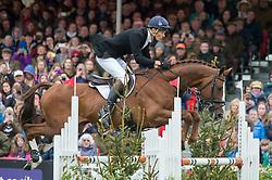 Fox Pitt William, (GBR), Chilli Morning<br /> Cross Country<br /> Mitsubishi Motors Badminton Horse Trials - Badminton 2015<br /> © Hippo Foto - Libby Law<br /> 10/05/15