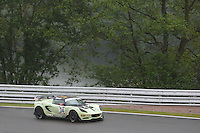 #34 James LITTLE Lotus Elise S1 during Lotus Cup UK Qualifying as part of the  at Oulton Park, Little Budworth, Cheshire, United Kingdom. June 20 2015. World Copyright Taylor/PSP. Copy of publication required for printed pictures.  Every used picture is fee-liable. http://archive.petertaylor-photographic.co.uk
