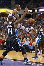 20120108 - Orlando Magic at Sacramento Kings (NBA Basketball)