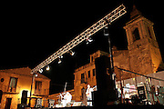 Jazz concert in Castelbuono