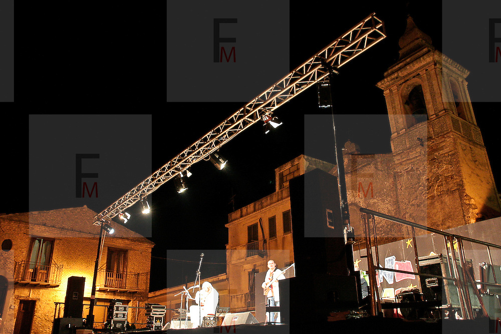 Jazz concert in Castelbuono