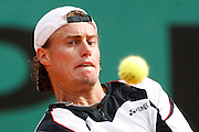 Roland Garros. Paris, France. June 4th 2007..Lleyton HEWITT against Rafael NADAL..