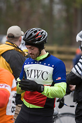 Mary Washington Eagles Kevin Timmins<br /> <br /> The College of William and Mary road race was held near Williamsburg, VA on February 25, 2007.