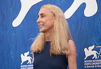 Franca Sozzani at the Franca: Chaos And Creationt film photocall at the 73rd Venice Film Festival, Sala Grande on Friday September 2nd 2016, Venice Lido, Italy.