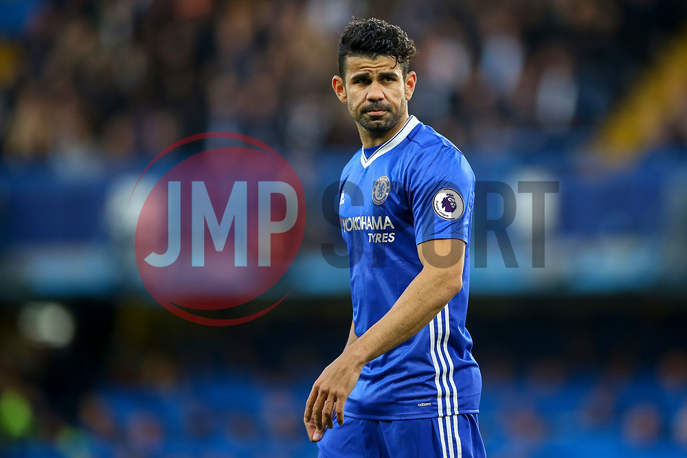Diego Costa of Chelsea - Mandatory by-line: Jason Brown/JMP - 08/05/17 - FOOTBALL - Stamford Bridge - London, England - Chelsea v Middlesbrough - Premier League