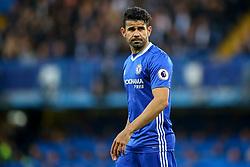 Diego Costa of Chelsea - Mandatory by-line: Jason Brown/JMP - 08/05/17 - FOOTBALL - Stamford Bridge - London, England - Chelsea v Middlesbrough - Premier League