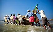 Fishermen of the Arabian Sea, India