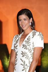 Garbiñe Muguruza at the Wimbledon Champions Dinner at The Guildhall, London. 16 Jul 2017 Pictured: Garbiñe Muguruza. Photo credit: MEGA TheMegaAgency.com +1 888 505 6342