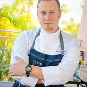Chef Stephen Gage 2015