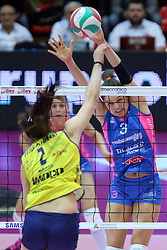 28-04-2016 ITA: Nordmeccanica Piacenza - Imoco Volley Conegliano, Piacenza<br /> Final play-offs / Yvon Belien<br /> <br /> ***NETHERLANDS ONLY***
