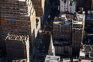 New York. elevated view on fifth avenue and midtown buildings view from above  New york - United states  / la cinquieme avenue  vue d en haut New york - Etats unis