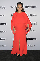Michelle Ang bei der 2016 Entertainment Weekly Pre Emmy Party in Los Angeles / 160916<br /> <br /> ***2016 Entertainment Weekly Pre-Emmy Party in Los Angeles, California on September 16, 2016***