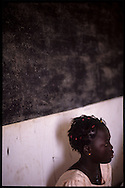 classroom, Mbeubeuss, Senegal // salle de classe, Mbeubeuss, Senegal