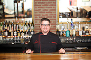 Jersey City, NJ - January 14, 2016: Chef Lynn Wheeler at Third and Vine, a Cheese and Wine Tavern in the Historic Downtown District. CREDIT: Clay Williams for Edible Jersey.<br /> <br /> <br /> © Clay Williams / claywilliamsphoto.com