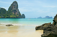 Railay Beach West Koh Poda Island Thailand&#xA;<br />