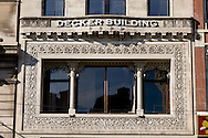 decker building in union square  New York, Manhattan - United states / decker building, union square  /