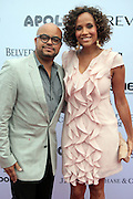 13 June 2011- Harlem, NY-  l to r: Brett Wright and Yvonna Wright at the 2011 Annual Apollo Spring Gala honoring Stevie Wonder held at the Apollo Theater on June 13, 2011 in Harlem, New York City. Photo Credit: Terrence Jennings