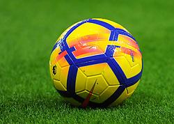 Match ball  - Mandatory by-line: Nizaam Jones/JMP - 31/01/2018 - FOOTBALL - Bet365 Stadium - Stoke-on-Trent, England - Stoke City v Watford - Premier League