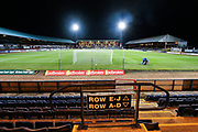 Dens Park ahead of the Ladbrokes Scottish Premiership match between Dundee and Hibernian at Dens Park, Dundee, Scotland on 24 January 2018. Photo by Craig Doyle.