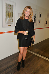 TINA HOBLEY at the YOO 15 Anniversary Party hosted by John Hitchcox and Philippe Starck at Bankside, SE1 on 17th September 2014