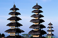 Indonesie, Bali, Temple de Pura Besakih // Indonesia, Bali, Pura Besakih temple