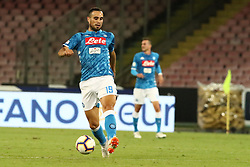 September 26, 2018 - Naples, Italy - Nikola Maksimovic (SSC Napoli)....during the Italian Serie A football SSC Napoli v Parma Calcio 1913 S. Paolo Stadium in Naples on September 26, 2018  (Credit Image: © Paolo Manzo/NurPhoto/ZUMA Press)