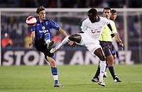 Empoli Marchisio gegen Tico . © Valeriano Di Domenico/EQ Images