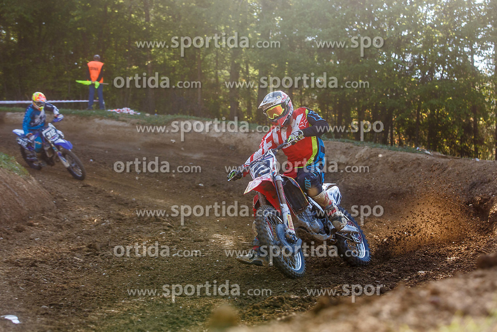 motocross race for Slovenian national championship in Prilipe, Brezice, Slovenija on 9th of April, 2017, Slovenia. Photo by Grega Valancic / Sportida