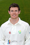 James Harris. Glamorgan County Cricket Club, season 2012, photocall at the Swalec Stadium in Cardiff. pic by Andrew Orchard