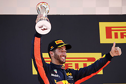 May 14, 2017 - Barcelona, Spain - Motorsports: FIA Formula One World Championship 2017, Grand Prix of Spain, .#3 Daniel Ricciardo (AUS, Red Bull Racing) (Credit Image: © Hoch Zwei via ZUMA Wire)