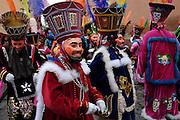 Celebration of San Miguel. San Miguel de Allende, Mexico.