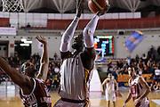 John Brown<br /> Unicusano Roma - Lighthouse Trapani<br /> Campionato Basket LNP 2016/2017<br /> Roma 08/12/2016<br /> Foto Ciamillo-Castoria