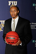 Antony Evans Press Conference FIU Basketball 2013