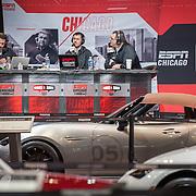 2016 ESPN  - Carmen & Jurko - Chicago Auto Show